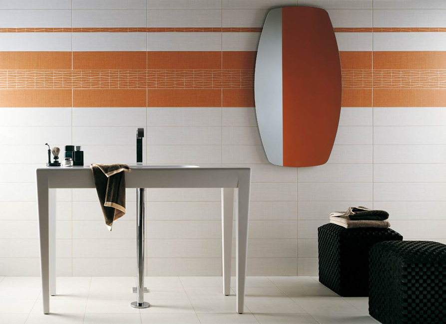 """Rivestimento bagno """"home"""" made in Italy"""